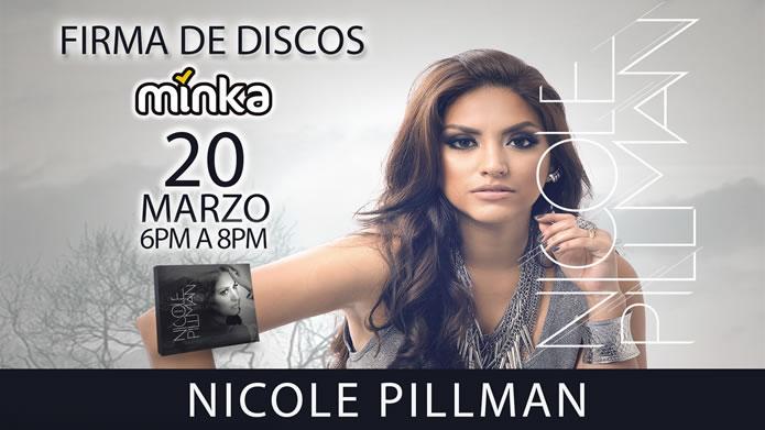 Firma de Discos en Minka
