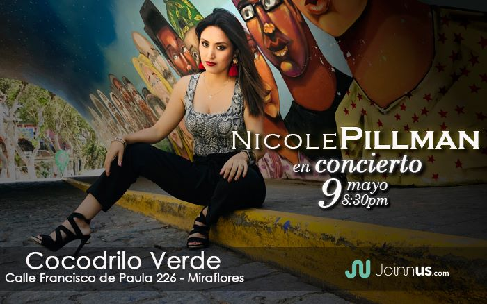 Nicole Pillmam en el Cocodrilo Verde